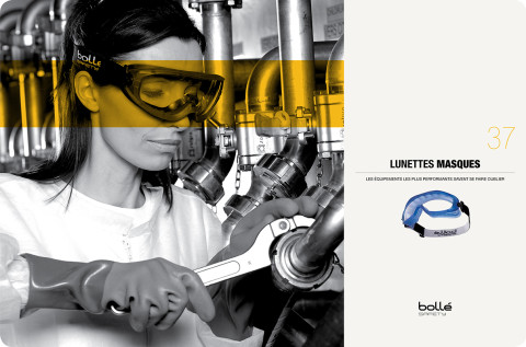 fred bourcier photographe catalogue bolle safety lunettes protection 09