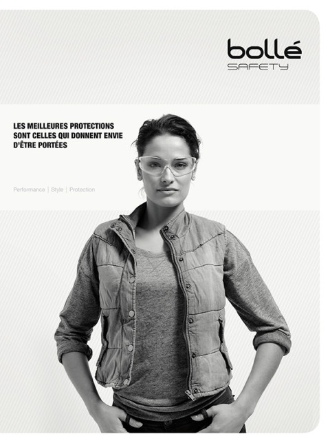 fred bourcier photographe catalogue bolle safety lunettes protection 06