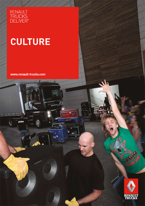 fred bourcier photographe Renault trucks deliver culture