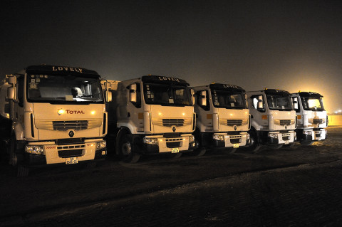 fred bourcier photographe renault trucks fuel ghana transport petrole carburant 12