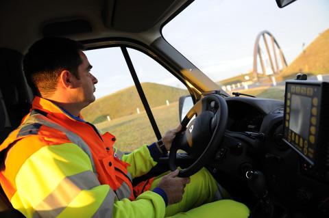 fred-bourcier-photographe reportage renault trucks securite autoroutes appr 07