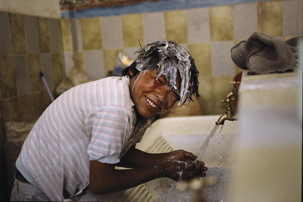 fred bourcier photographe reportage bolivie enfants des rues la paz 01