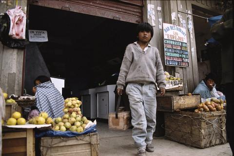 fred bourcier photographe reportage bolivie enfants des rues la paz 03