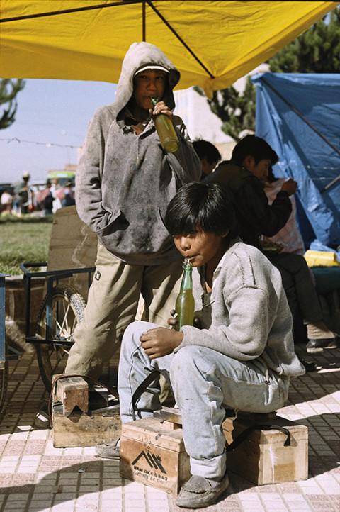 fred bourcier photographe reportage bolivie enfants des rues la paz 07