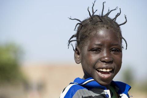 fred bourcier photographe reportage burkina faso portrait enfant 05