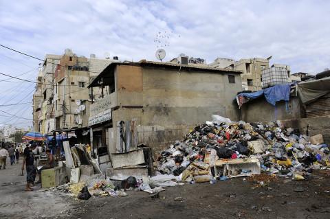 fred bourcier photographe reportage camp sabra chatila liban 10
