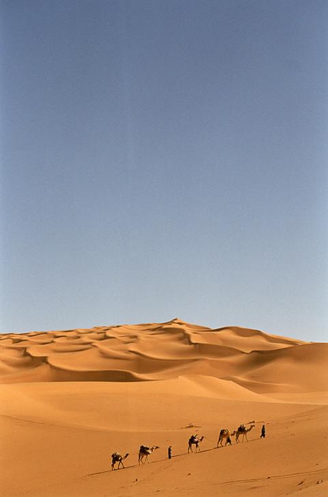 fred bourcier photographe reportage desert libye