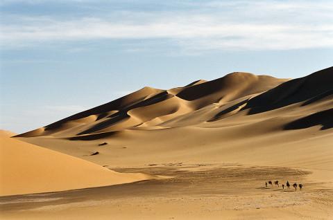 fred bourcier photographe reportage desert libye 06