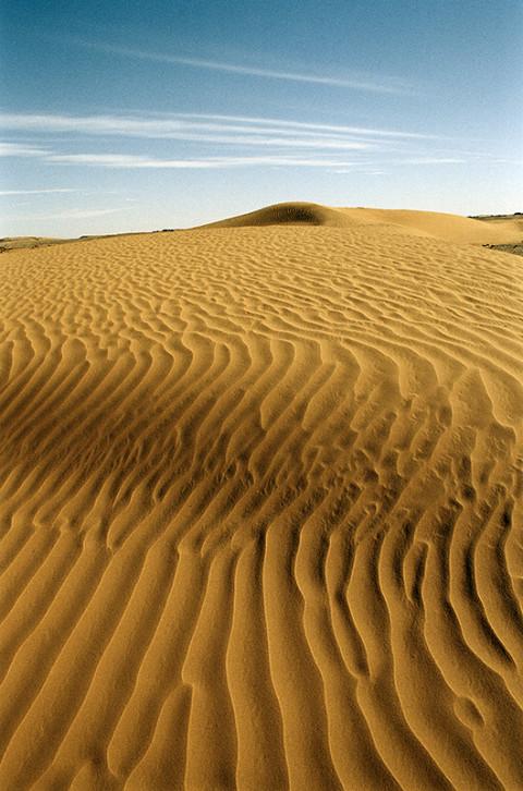 fred bourcier photographe reportage desert libye dunes