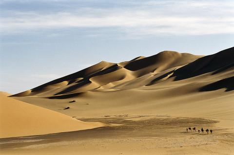 fred bourcier photographe reportage desert libye 12