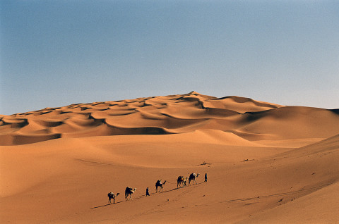 fred bourcier photographe reportage desert libye 17