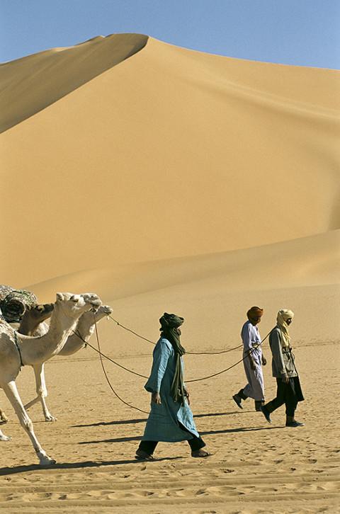 fred bourcier photographe reportage desert libye 18