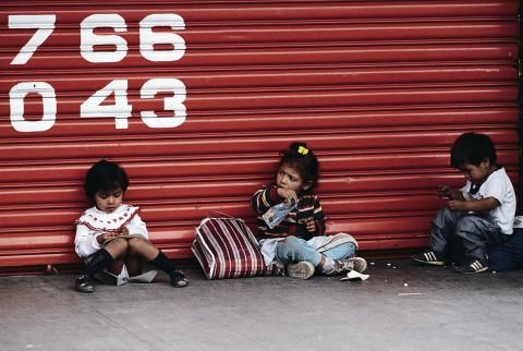 fred bourcier photographe reportage Guatemala city enfants des rues 01