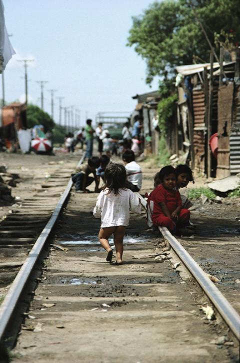 fred bourcier photographe reportage guatemala city portraits famille bidonville 01
