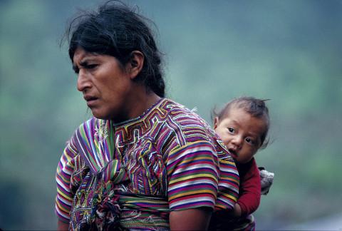 fred bourcier photographe reportage guatemala ixcan enfants 03