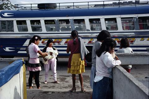 fred bourcier photographe reportage Guatemala city prostitution enfants des rues 03