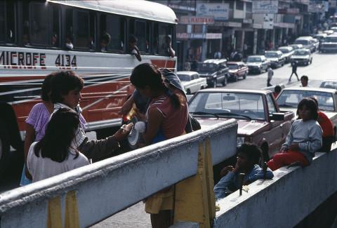 fred bourcier photographe reportage Guatemala city prostitution enfants des rues 05