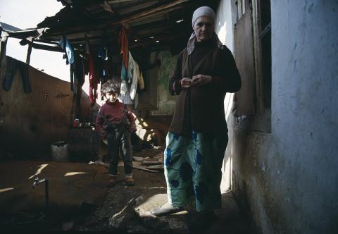 fred bourcier photographe reportage kosovo famille pristina