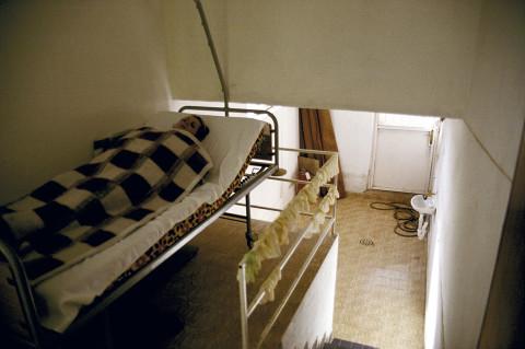 fred bourcier photographe reportage kosovo hopital clandestin pristina