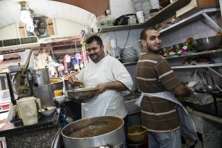 fred bourcier photographe reportage liban beyrouth cuisines restaurant