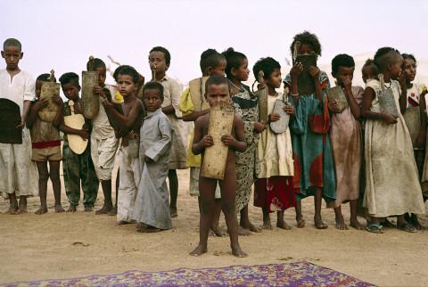 fred bourcier photographe reportage mauritanie camp de refugies école coranique-02