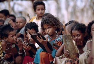 fred bourcier photographe reportage mauritanie camp de refugies ecole coranique