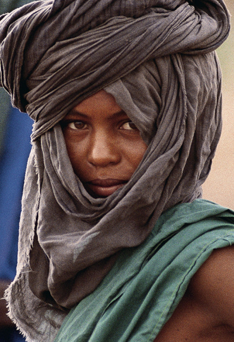 fred bourcier photographe reportage mauritanie camp de refugies portraits enfants 01