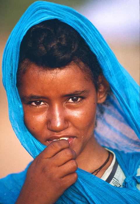fred bourcier photographe reportage mauritanie camp de refugies portraits enfants 02