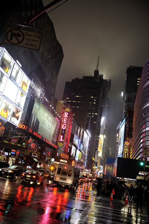 fred bourcier photographe reportage new york by night 01