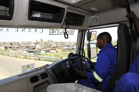 fred bourcier photographe reportage renault trucks btp travaux publics afrique du sud 06