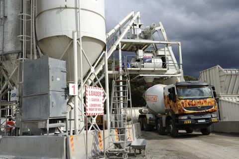 fred bourcier photographe reportage renault trucks camion toupie btp afrique du sud 09