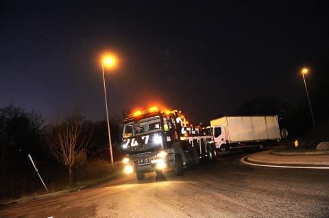 fred bourcier photographe reportage Renault trucks depanneuse camions 02