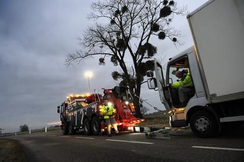 fred bourcier photographe reportage Renault trucks depanneuse camions 08