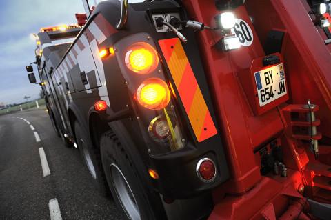 fred bourcier photographe reportage Renault trucks depanneuse camions 10