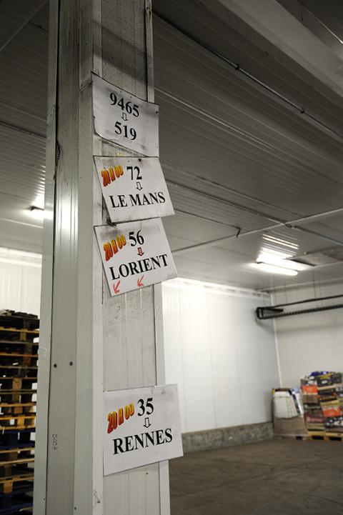 reportage photo fred bourcier messagerie livraison chauffeurs