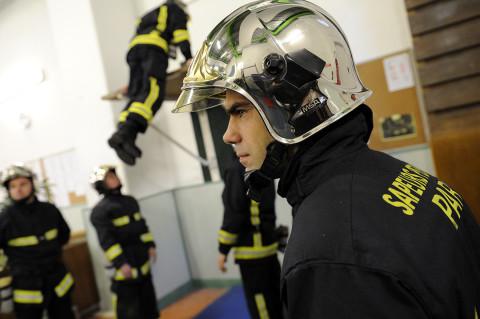 fred bourcier photographe reportage renault trucks pompiers de paris 02