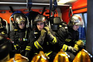 fred bourcier photographe reportage renault trucks pompiers de paris 05