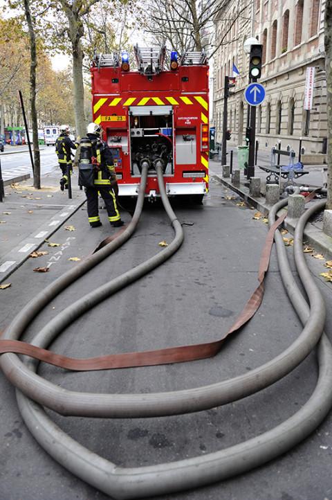 fred bourcier photographe reportage renault trucks pompiers de paris 06