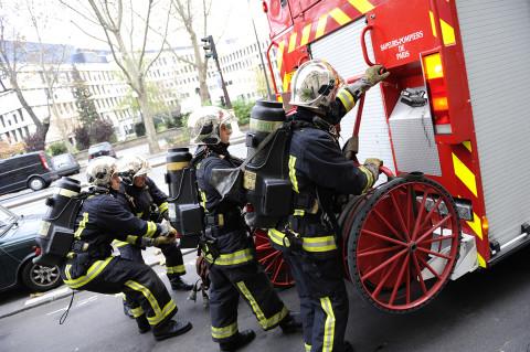 fred bourcier photographe reportage renault trucks pompiers de paris 10
