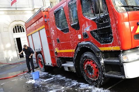 fred bourcier photographe reportage renault trucks pompiers de paris 11