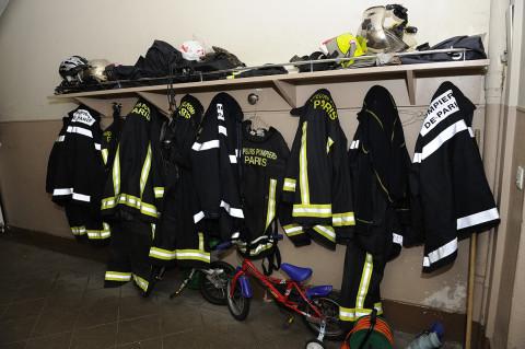 fred bourcier photographe reportage renault trucks pompiers de paris 12