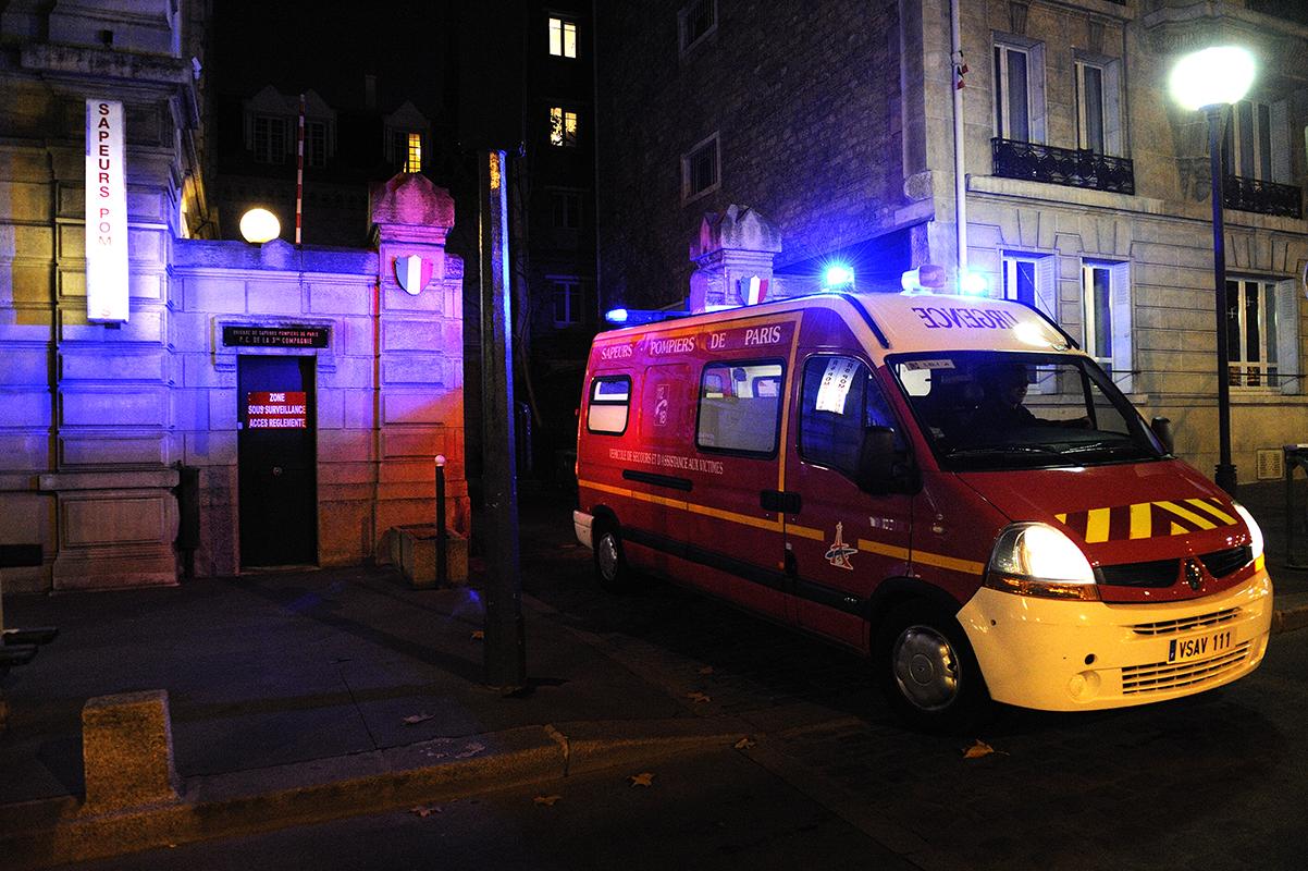 pompiers paris 13ème