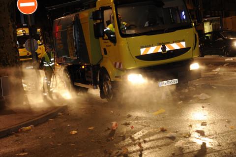 fred bourcier photographe reportage renault trucks service voierie nettoyage braderie de lille 03