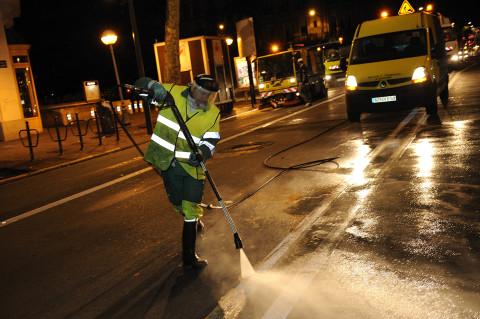 fred bourcier photographe reportage renault trucks service voierie nettoyage braderie de lille 05