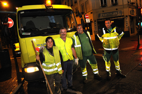 fred bourcier photographe reportage renault trucks service voierie nettoyage braderie de lille 06