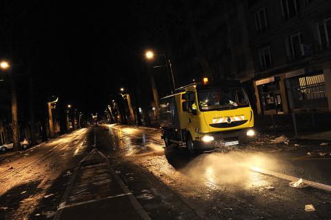 fred bourcier photographe reportage renault trucks service voierie nettoyage braderie de lille 07