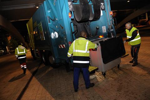 fred bourcier photographe reportage renault trucks service voierie nettoyage braderie de lille 09
