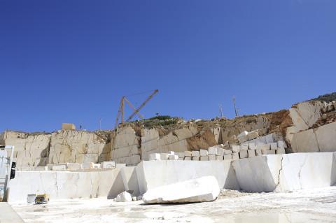 fred bourcier photographe reportage renault trucks transport marbre sicile 03