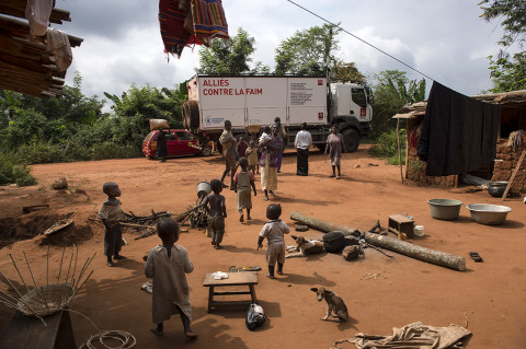 fred bourcier photographe reportage wfp renault trucks ghana 04
