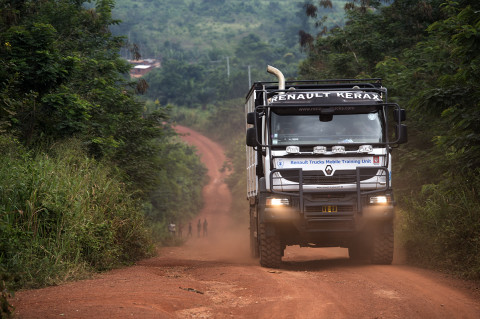 fred bourcier photographe reportage wfp renault trucks ghana 18